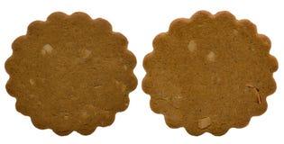 коричневый цвет испечет рождество 2 Стоковое Изображение RF