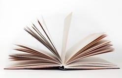 коричневый цвет книги Стоковое фото RF