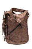 коричневый цвет мешка Стоковая Фотография