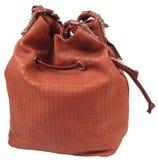 коричневый цвет мешка Стоковое фото RF
