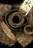 коричневый цвет осени атмосферы Стоковое Фото