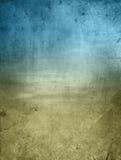 коричневый цвет предпосылки голубой Стоковая Фотография