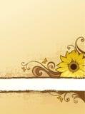 коричневый цвет предпосылки иллюстрация штока