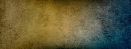 коричневый цвет предпосылки голубой Стоковые Фотографии RF