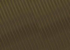 Коричневый цвет предпосылки наклонил последовательную линию освеженную яркой слепимостью Стоковая Фотография