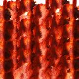 Коричневый цвет предпосылки текстуры avant-предохранителя современного искусства Стоковые Фотографии RF