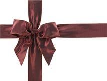 коричневый цвет смычка Стоковые Изображения RF