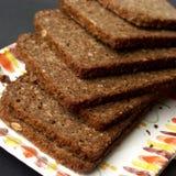 коричневый цвет хлеба Стоковые Изображения