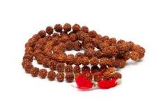 коричневый цвет шариков Стоковое Изображение