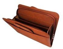 коричневый цвет ii портфеля Стоковые Фотографии RF