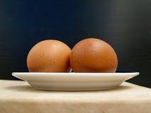 2 коричневых wggs Стоковая Фотография RF