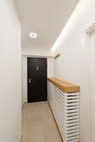 Коридор входа квартиры Стоковая Фотография RF
