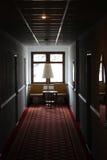Коридор гостиницы Стоковые Фотографии RF