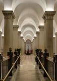 Коридор первого этажа капитолия Южной Каролины Стоковые Изображения RF
