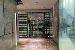 Коридор, прихожая, зала, междурядье стоковая фотография rf