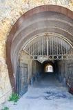 Коридор тоннеля китобойного судна: Fremantle, западная Австралия Стоковое Фото