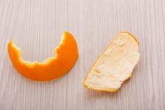 корка апельсина пупка Стоковые Фотографии RF