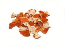 Корка мандарина Стоковое Изображение RF