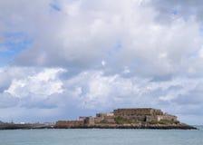 Корнет замка Стоковая Фотография RF