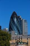 корнишон london Стоковое фото RF