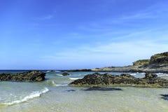 Корнуольский океан/Корнуолл Стоковое фото RF