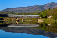 Корнуольский крытый мост Виндзора Стоковые Фото