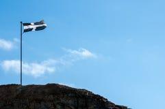 Корнуольский флаг Стоковые Фото