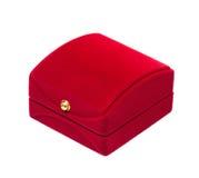 Коробка бархата Стоковые Фотографии RF