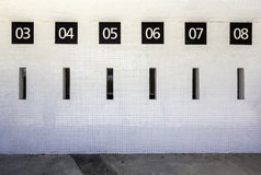 Коробка билета, офис Стоковые Фото