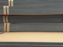 Коробка бумаги установленная Стоковое Изображение RF
