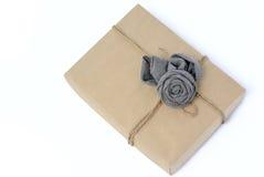 Коробка бумаги Стоковое Изображение