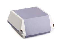 Коробка бургера Стоковое Изображение