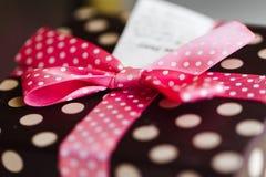Коробка венчания Стоковые Фото