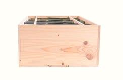 Коробка вина Стоковое Фото