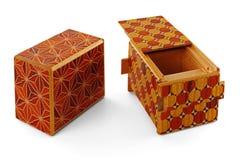 Коробка головоломки Стоковые Фотографии RF
