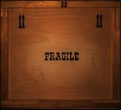 Коробка груза Стоковое Изображение