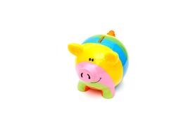 Коробка дег типа Piggy банка Стоковые Фото