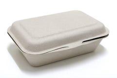 Коробка еды стоковые фото
