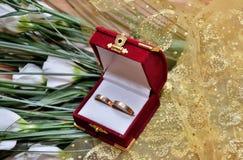 коробка звенит 2 wedding Стоковое Изображение RF