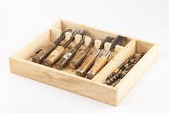 Коробка инструментов Стоковое Фото
