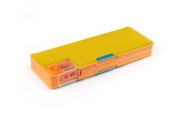 Коробка карандаша Стоковое Изображение RF