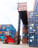 Коробка контейнера стоковые изображения