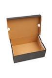 коробка коробки открытая Стоковые Изображения RF