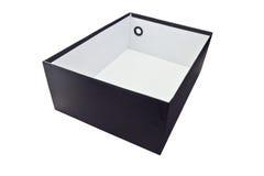 Коробка коробки стоковая фотография rf
