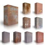 Коробка металла Стоковая Фотография RF