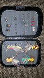 Коробка мухы Стоковая Фотография RF