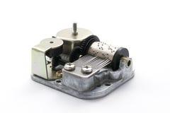 Коробка нот металла Стоковые Фотографии RF