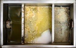 Коробка ловушек тавота Стоковая Фотография RF