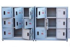 Коробка локеров Стоковое Изображение RF
