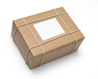 Коробка доставки Стоковые Изображения RF